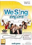 We Sing: Encore Wii