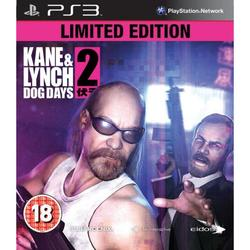 Kane & Lynch 2: Dog Days (Limited Edition) PS3