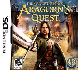The Lord of the Rings: Aragorn's Quest DS