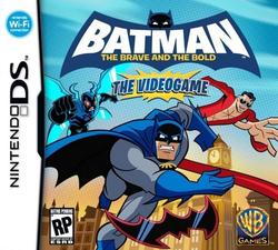 Batman: The Brave and the Bold DS