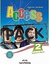 Access 2: Student's Pack: Student's Book and Grammar Book