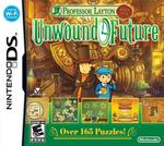 Professor Layton and the Unwound Future DS