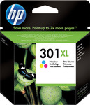 HP 301XL Tri-Colour (CH564EE)