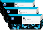 HP 91 Photo Black 775ml 3-pack (C9481A)