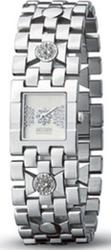 Moschino Ladies Time For Ribbon Silver Plated Stainless Steel Bracelet MW0090