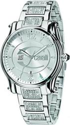 Just Cavalli Eclipse Crystal Stainless Steel Bracelet R7253168515