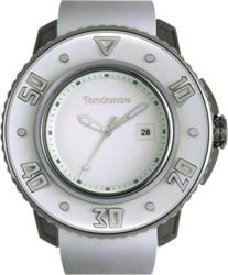 Tendence White Rubber strap 02103002