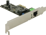 DeLock Gigabit LAN PCI Express card, 1 Port