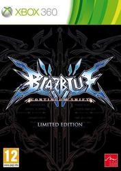 BlazBlue: Continuum Shift (Limited Edition) XBOX 360