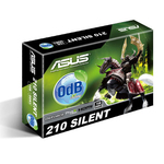 Asus GeForce 210 1GB Silent V2 LP (90-C1CP6Z-L0UANAYZ)