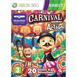 Carnival Games: In Action! XBOX 360