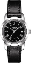 Tissot T-Classic Classic Dream Black Leather Strap T033.210.16.053.00 1277cf27cb6