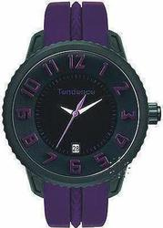Tendence Gulliver Medium Funky Purple Rubber Strap T0930021