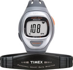 Timex Ironman Easy Trainer HRM Silver