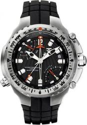 TX Fly-back Chronograph Compass Second Time Zone - T3C061