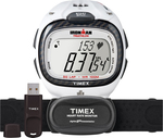 Timex Ironman Race Trainer Pro Kit HRM White