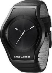 Police Sphere X Black Leather 12778MSU-61