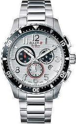 Buler Sea Quest Chronograph Stainless Steel Bracelet - 037121