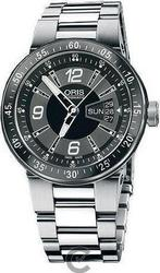 Oris Williams F1 Team Day Date Mens 63576134164MB