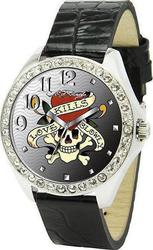Ed Hardy Womens Starlet Love Kills SL-LK