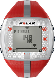 Polar FT7 (Red/Silver)