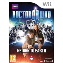 Doctor Who: Return to Earth Wii