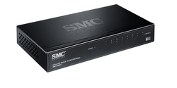 SMC SMCGS801 EZ Switch™ 10/100/1000