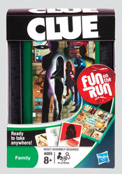 Hasbro 29193 Cluedo Travel