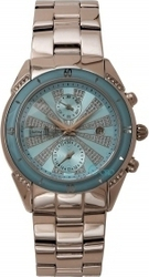 Mugler Ladies Crystal Stainless Steel Bracelet TM4709803