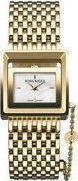 Nina Ricci Swiss Made Gold Bracelet Watch N022.43.74.4