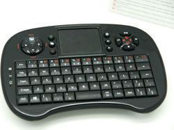 Sunday S-KW252TG Mini Keyboard with Touchpad 2in1