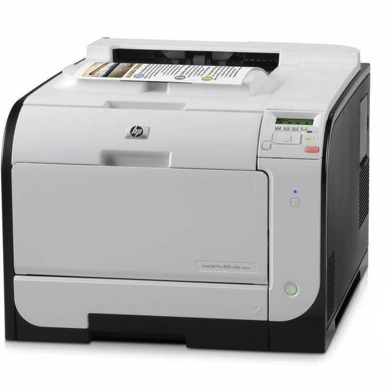 Laserjet Pro 400 Color M451nw Driver Free Download