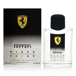 Ferrari Black Shine Eau de Toilette 125ml