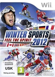 Winter Sports 2012: Feel the Spirit Wii