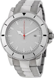 Brosway Silver Dial Stainless Steel Bracelet MD12