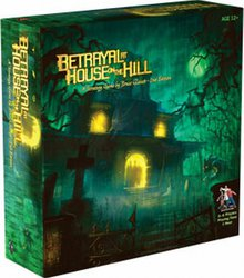 Wizards of the Coast Betrayal At The House On The Hill