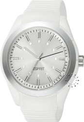 Esprit Play Solid White Strap ES900642015