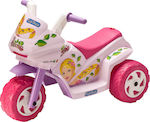 Ride On Three Wheeler Mini Princess MD0003 Pink