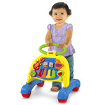 Fisher Price Brilliant Basics Musical Activity Walker