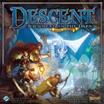 Fantasy Flight Descent: Journeys in the Dark (Second Edition)