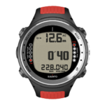 Suunto D4i Dive Computer Black and Red SS018533000