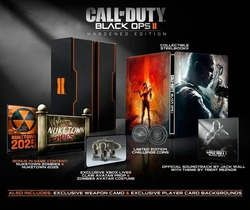 Call of Duty: Black Ops II (Hardened Edition) PS3