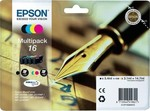 Epson 16 Multipack Color (C13T162640)