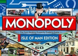 Winning Moves Monopoly Isle of Man Edition