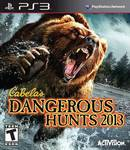Cabela's Dangerous Hunts 2013 PS3