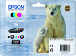 Epson 26 Color Multipack (C13T261640)