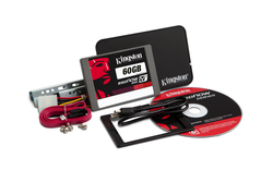 Kingston SSDNow V+200 Drive 60GB w/Adapter (Bundle)