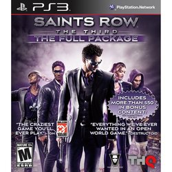 Saints Row: The Third (The Full Package) PS3