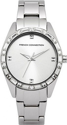 FCUK Ladies Silver Stainless Steel Bracelet - FC1045SM