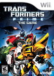 Transformers Prime: The Game Wii